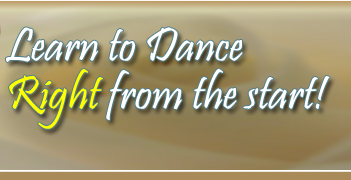 Learn to dance right from the start!
